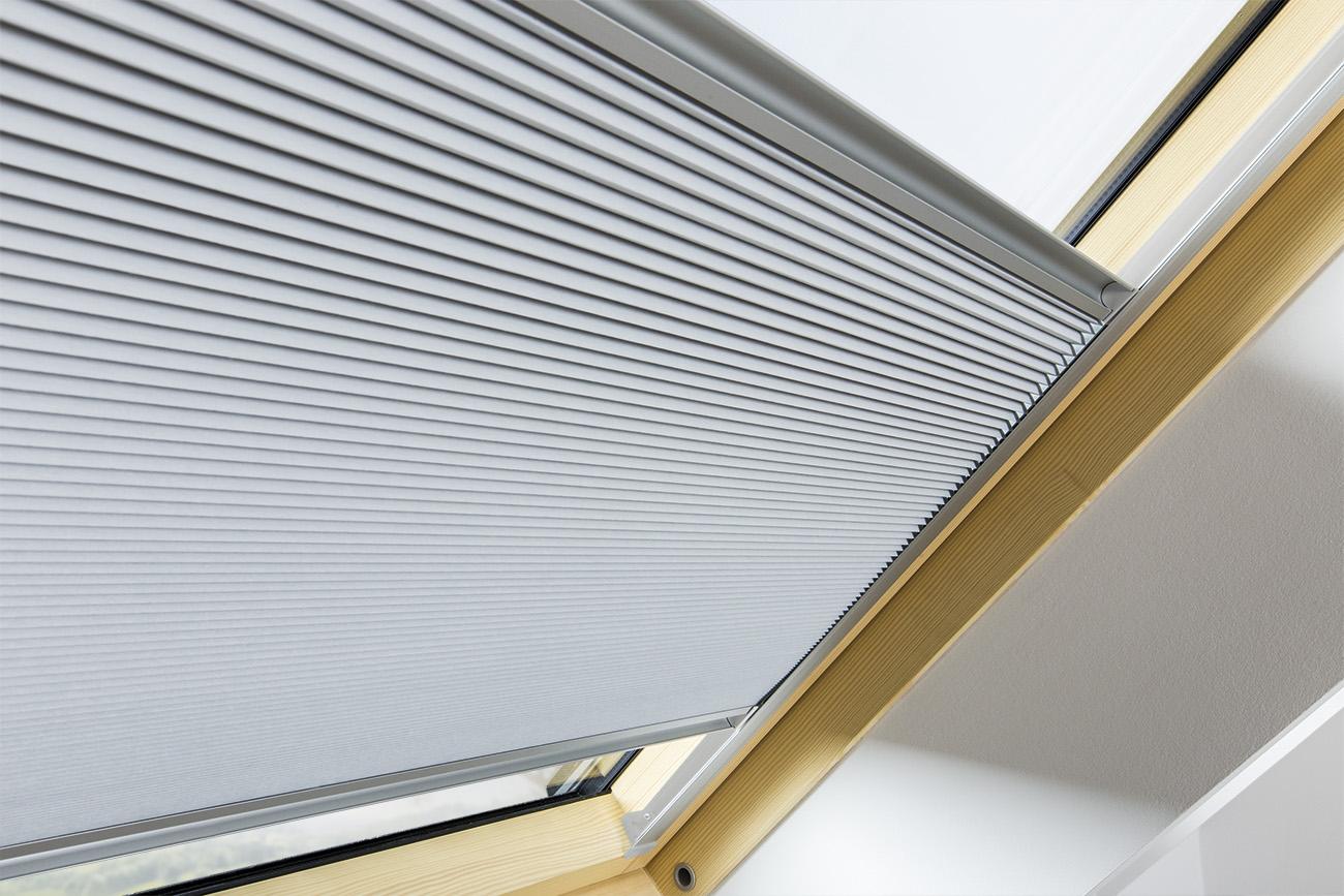 Fakro takfönster solskydd